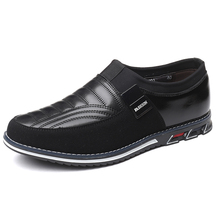 Heren Casual Schoenen 2019 Mannen Loafers Mocassins Mode Rijden Schoenen heren Business Schoenen Nieuwste Mannelijke Flats