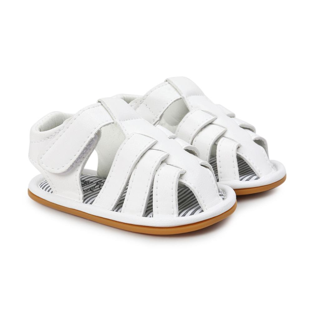 Roman sandals boys shoes summer Infant Toddler Sandals For Boy Soft Sole Non-Slip Breathable Newborn Sandal