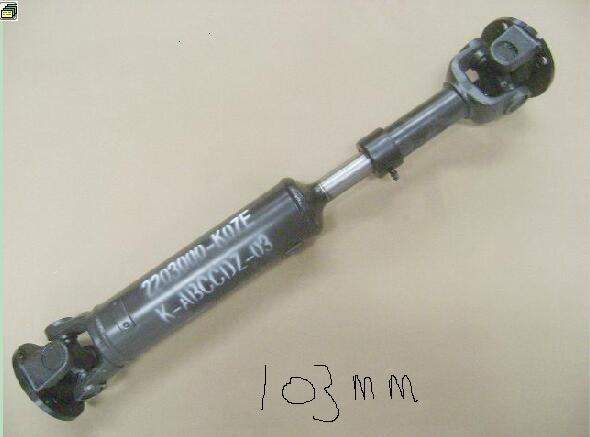 2203000-K07E front axle properller FOR GREAT WALL haval h3 4g63