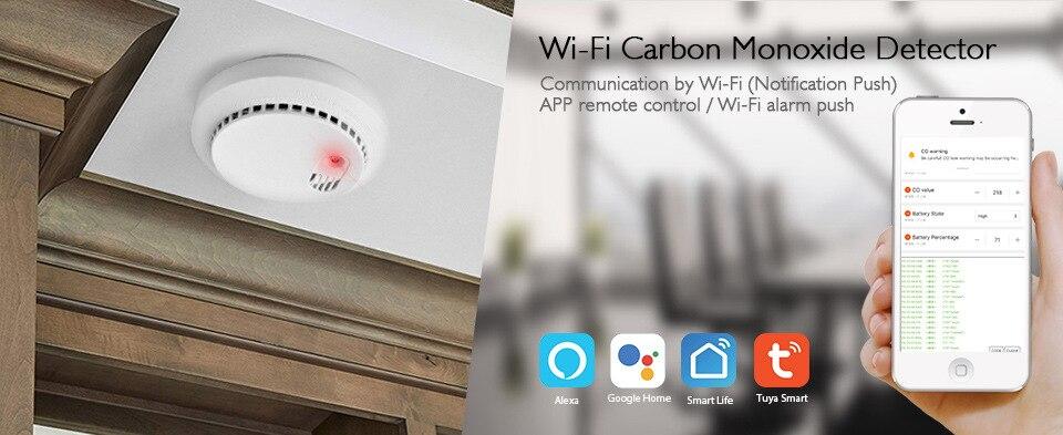 sensor de fumaça segurança em casa inteligente