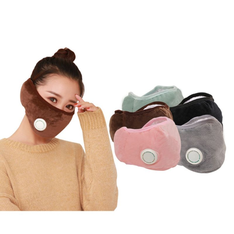Multi-function Warm Adults Mask Autumn Winter Riding Warmth Cold Dustproof Masks