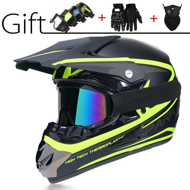 Motorcross Helmet 2