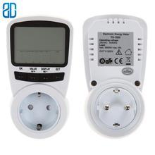 Toma de medición australiana Multi función medidor creativo Detector de energía inteligente hogar temporizador enchufe TS1500 EU