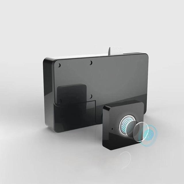 Drawer intelligent electronic lock file cabinet lock storage cabinet fingerprint lock cabinet door fingerprint lock furniture 5