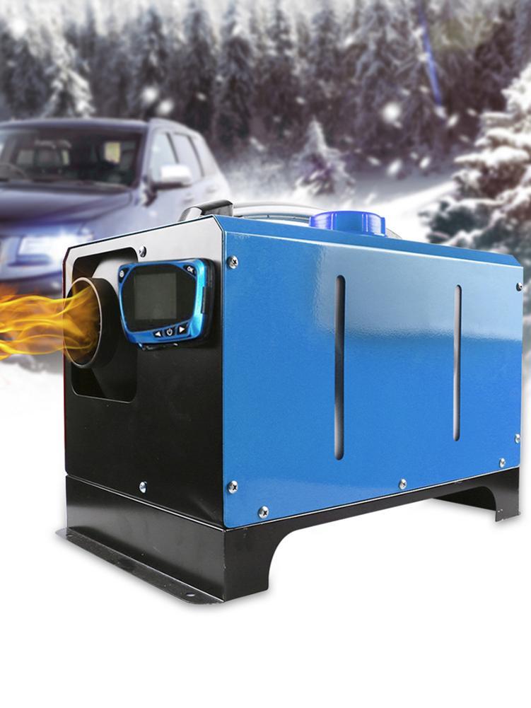 5KW 12 V/24 V Standkachel Diesel Heater Auto Vrachtwagen Camper Boten Low Noise Start Interieur Ontdooien Glas fog Ontdooien - 2