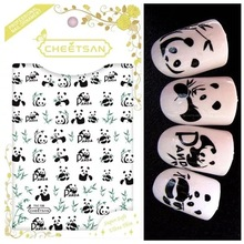 Newest TSC-123Graphics 3d nail art sticker decal stamping export japan designs rhinestones  decorations