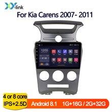 цена на Android 9.0 Car Radio For kia Carens 2007 2008 2009 2010 2011 GPS navigation Multimedia Player Stereo Head Unit audio autooardio