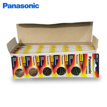 50pcs/lot Panasonic CR2430 Button Cell Batteries 3V Lithium Coin Battery Watch/Toys/Remote Control DL2430 BR2430 KL2430 CR 2430 ycdc 5pcs cr1632 cr1632 ecr1632 dl1632 kcr1632 lm1632 3v lithium li ion battery cell button toys 1632 batteries card retail lot