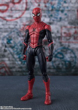 14cm Super Hero Spider man PVC Action Figures toys Far From Home SpiderMan figure Toys Spider-Man collectible model toy kid gift цена 2017