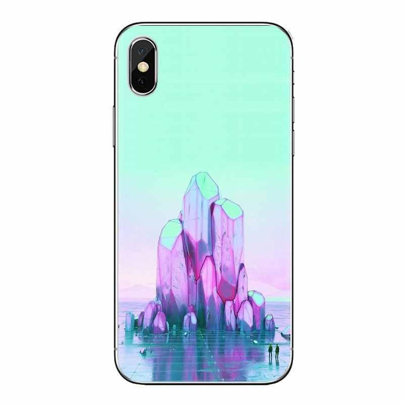 Imagine Dragons para iPod Touch Apple iPhone 4 4S 5 5S SE 5C 6 6S 7 7 8 X XR fundas transparentes blandas XS Plus MAX