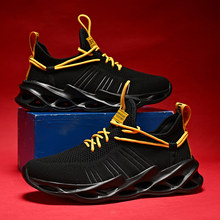 New Style Profession Running Shoes for Men Trend Blade Cushioning Sport Shoes Zapatos De Mujer Hombre Sneakers 47 Zapatillas
