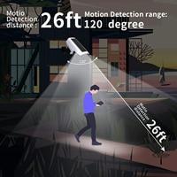 LED Solar Lighted Outdoor Fake Camera