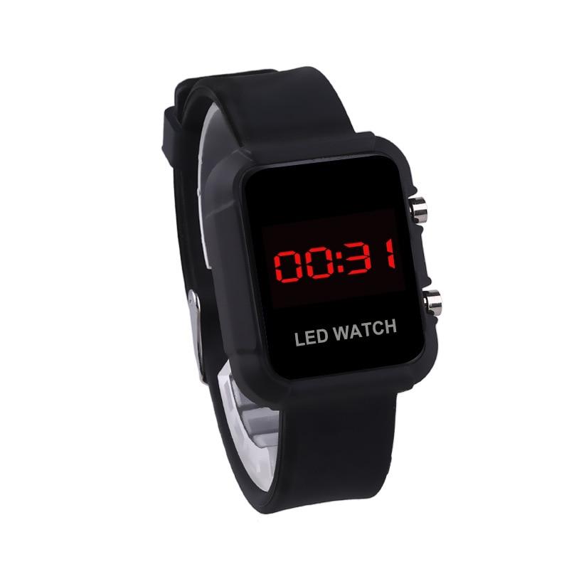Top Brand Men Women LED Watches Digital Watch Electronic Clock Hodinky Male Clock Female Watch Sport Wristwatch For Boys Girls