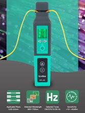 Identificateur de fibres optiques identificateur de fibres optiques 800 1700nm détecteur en direct identificateur de câble doutil Fibra Optica Ftth