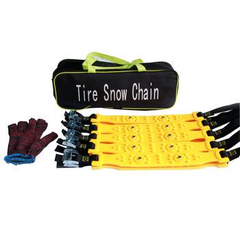 Hot New 10pcs/set Car Tire Snow Chains Beef Wheel Tire Anti-skid Universal Outdoor Road Safety Protector