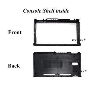 Image 5 - Ivyueen任天堂スイッチnsコンソール交換のためnintendoswitchコントローラ前面背面前面プレートカバー