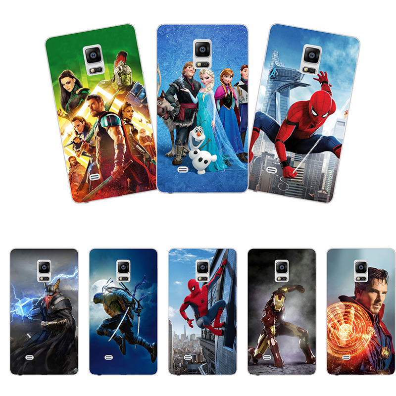 Phone <font><b>Case</b></font> for Samsung Galaxy Note Edge <font><b>N915</b></font> N9150 <font><b>Case</b></font> hard Cover for Samsung Galaxy Note Edge <font><b>N915</b></font> N9150 N915A N915FY Cover image