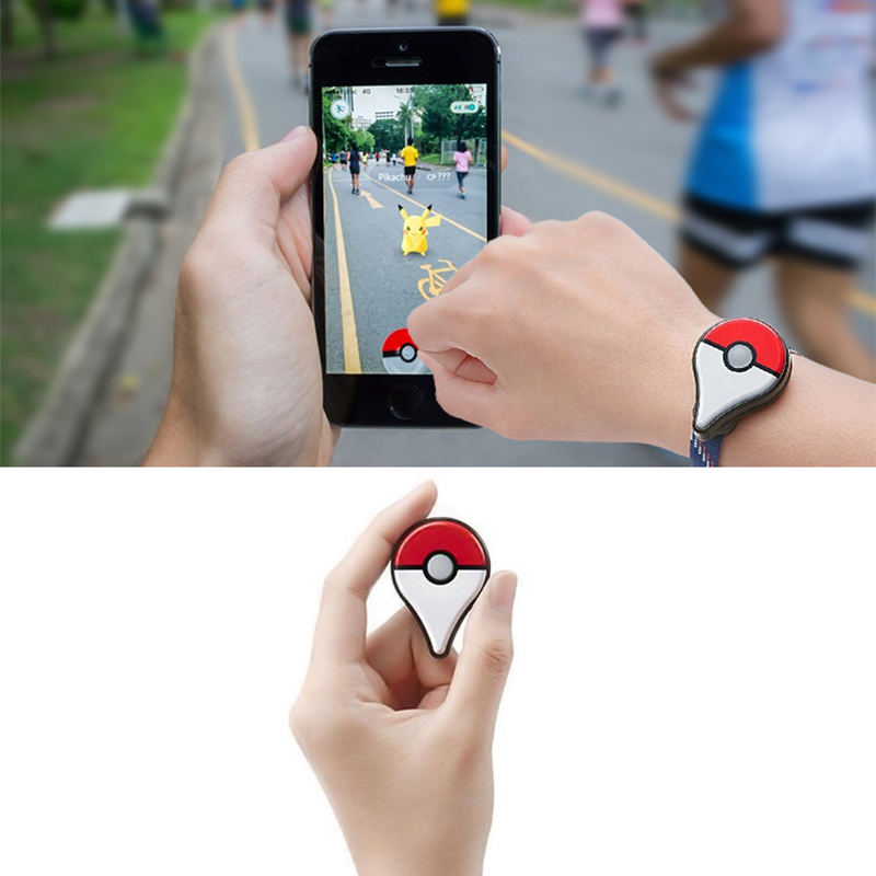 RETROMAX Automatic Catch For Nintendo Pokemon GO Plus Wristband Bracelet Bluetooth Game Watch For Pokemon GO Plus Wearable