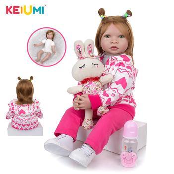 Кукла-младенец KEIUMI 24D167-C459-H107-S07-T23 2