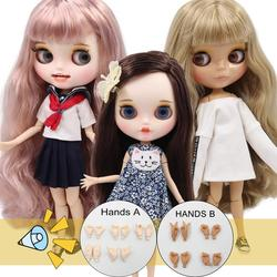 ICY DBS Blyth Doll 1/6 bjd articulated doll 30cm TOY ob24 joint body gift hands on sale
