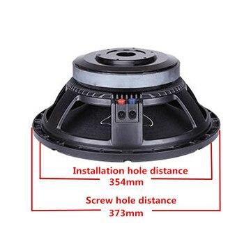 15 Inch Super Power 5000W 8Ohm Subwoofer Speaker 5