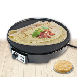 New Electric Crepe Maker Pizza Pancake Roll Pie Non-Stick Griddle Baking Pan Barbecue Roasting Griddle Kitchen Cooking Tools