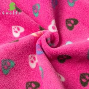 Image 5 - SVELTE Gilet en molleton pour filles, Gilet imprimé en laine pour garçons, Gilet Enfant, automne hiver