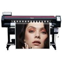 대형 야외 스티커 프린터 Dx7 프린트 헤드 1440 인치 당 점 비닐 및 스티커 1.8M Easyjet 프린터