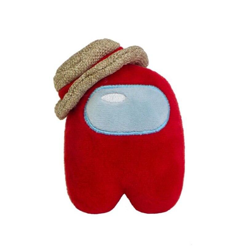 Hf74eb8a23cd84fe5bfda17de2ce2dd80Z Pelúcia 10-30cm Among Us brinquedos de jogo kawaii recheado boneca presente de natal bonito amongus plushie para crianças do bebê