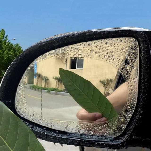 Купить зеркало заднего вида для автомобиля прозрачная водонепроницаемая картинки цена