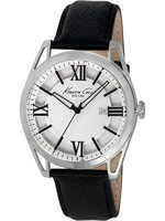 Mann Uhr Kenneth Cole Analog Ikc8072-in Quarz-Uhren aus Uhren bei