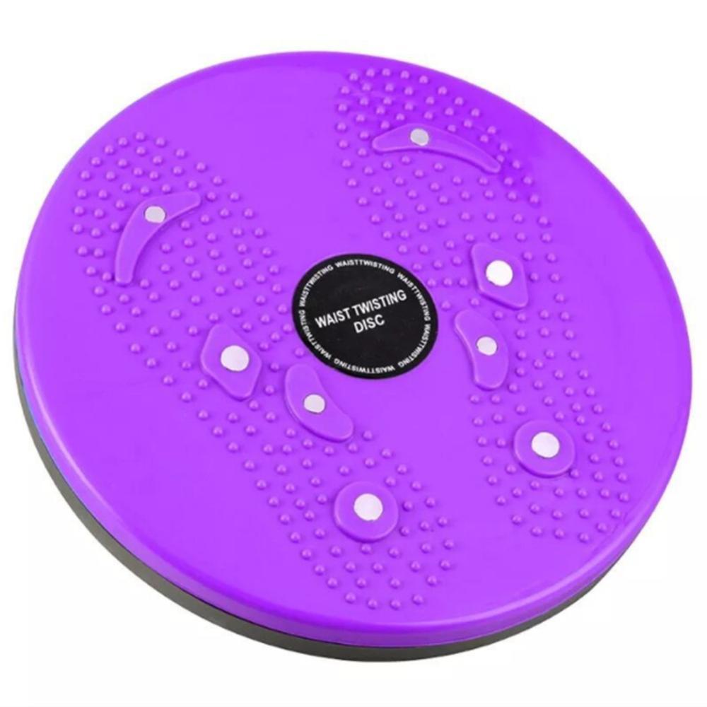Practical Twist Waist Torsion Disc Board Magnet Aerobic Foot Exercise Yoga Training Health Twist Waist Board Well Sell 4