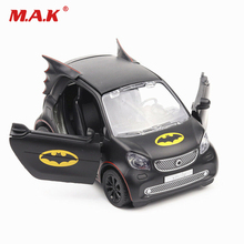 toys for children 1:36 Scale Diecast Smart Batman Car Black Vehicle With Pull Back/Sound&Light Toy cheap kids
