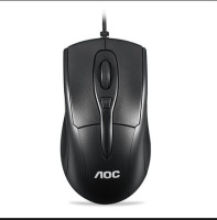 AOC Mouse MS110 Game Office Household USB Desktop Laptop Computer Universal Peripherals Wired Mouse