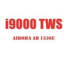 I9000 tws bluetooth fone de ouvido mini ar 2 super baixo sem fio fones renomear fone de ouvido in-ear sensor melhor do que i12 i200 i500
