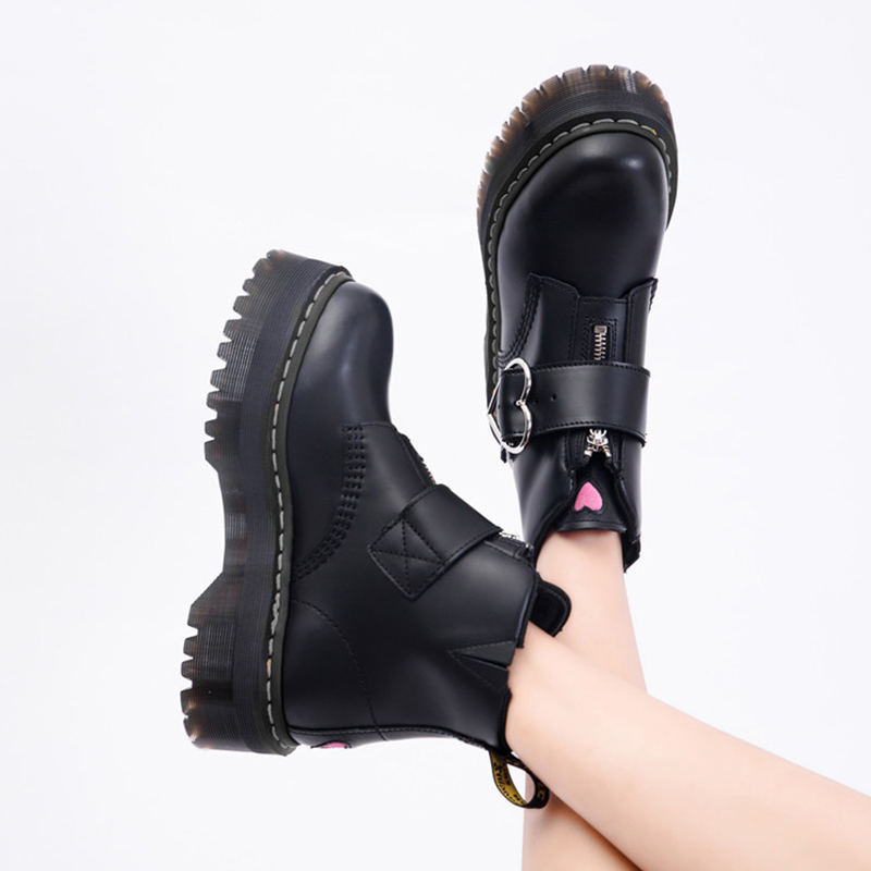 Genuine-Leather-Martin-Boots-Female-Thick-Bottom-Platform-Ankle-Boots-Women-Winter-Shoes-Buckle-Zipper-Love (5)