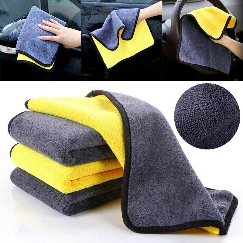 2021 полотенце из микрофибры для мытья автомобиля ткань для чистки автомобилей Toyota Tacoma Tercel Tiara Van Venza Yaris Hiace Prius V Hilux Land Cruis