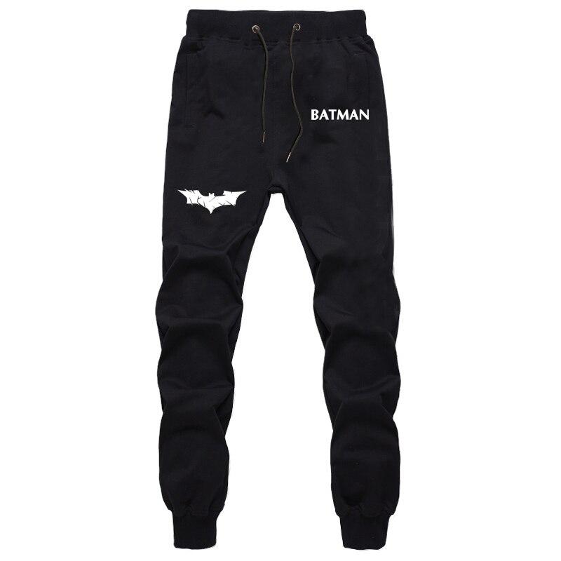 New Arrive Batman Super Hero Print Pants Casual Women Men's Pants Sweatpants Jogger Pants Summer Casual Pants