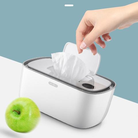 bebe toalhetes aquecedores guardanapo termostato domestico portatil