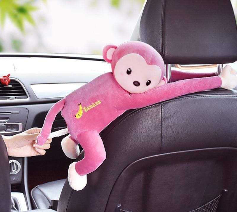 Creative Naughty Plush Monkey 2