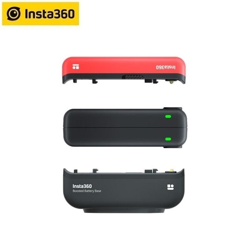 База для аккумулятора Insta360 One R/зарядное устройство для быстрой зарядки/усиленная батарея
