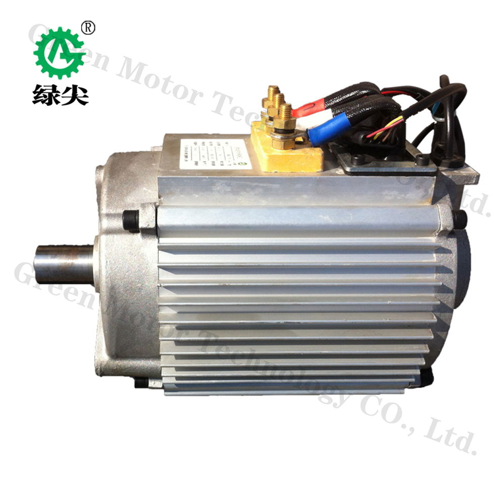 3kw Car Electric Car Ac Motor