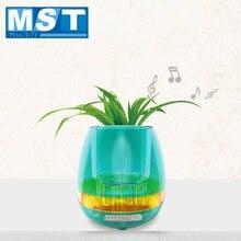 Умный музыкальный цветочный горшок сенсорное управление растениями