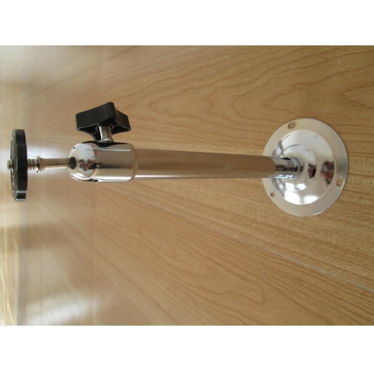 Indoor Monitor Security Equipment Large Holder Hanger Universal All-directional Rotating Bracket 360-Degree-Shape Webcam