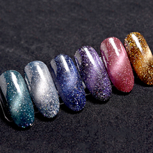 KADS 7ml Starry Cat Eye Nail Gel Polish nail art Lacquer Soak Off Manicure uv gel nails lacquer varnish glue