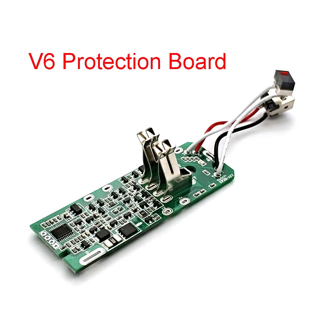 Replace Dyson Dyson V6 V7 Protection Board Bms Pcb Repair DIY Cordless Wireless Vacuum Cleaner
