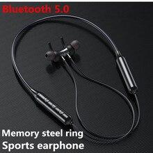 Беспроводные наушники DD9, Bluetooth 5,0, IPX5 Водонепроницаемая гарнитура, спортивные наушники вкладыши, музыкальные наушники, работают на всех смартфонах Android, iOS