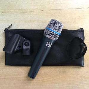 Image 1 - BETA57 micrófono de mano dinámico con cable para Karaoke, versión de alta calidad, BETA57, profesional, BETA57A, 57 A