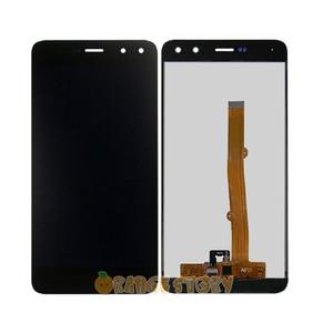 Image 4 - 液晶huawei社ノヴァ若い4 4g lte/Y6 2017 / Y5 2017 MYA L11 MYA L41 MYA L22 MYA U29 lcdディスプレイタッチスクリーンフレーム