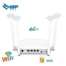 300 Мбит/с lte 4g маршрутизатор wi fi беспроводной роутер cpe